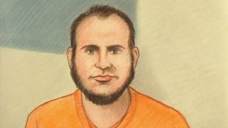 joshua boyle court sketch jan. 3, 2018