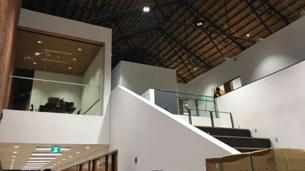 Take a look inside U of Windsors new School of Creative Arts  CBC News