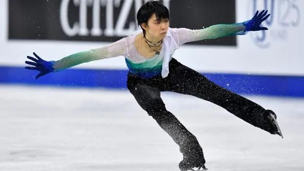 Yuzuru Hanyu Hopes Injury Won T Hamper Olympic Title