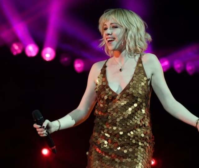 Carly Rae Jepsen Performs In January 2018 In Las Vegas Nevada Ethan Miller Getty Images