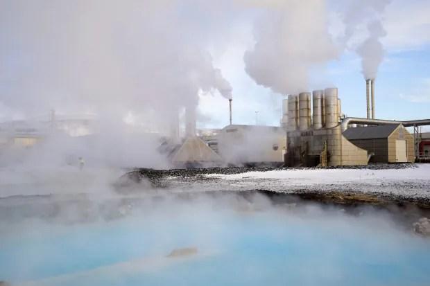 Iceland Bitcoin Mining