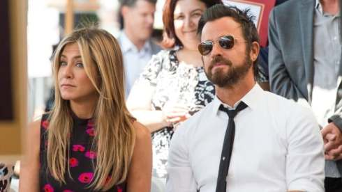Image result for jennifer aniston and justin theroux