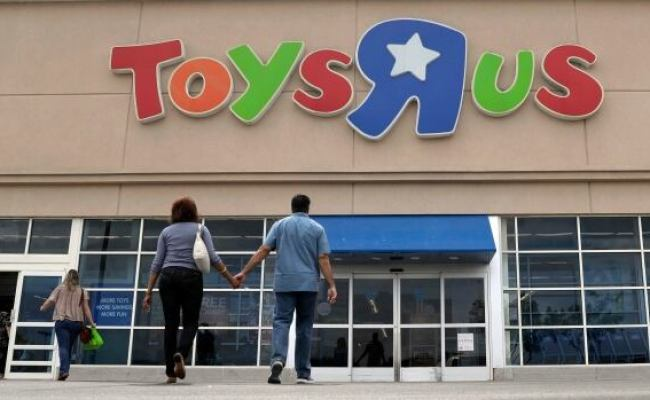 Toymaker Mga Entertainment Seeks To Buy Toys R Us Canada