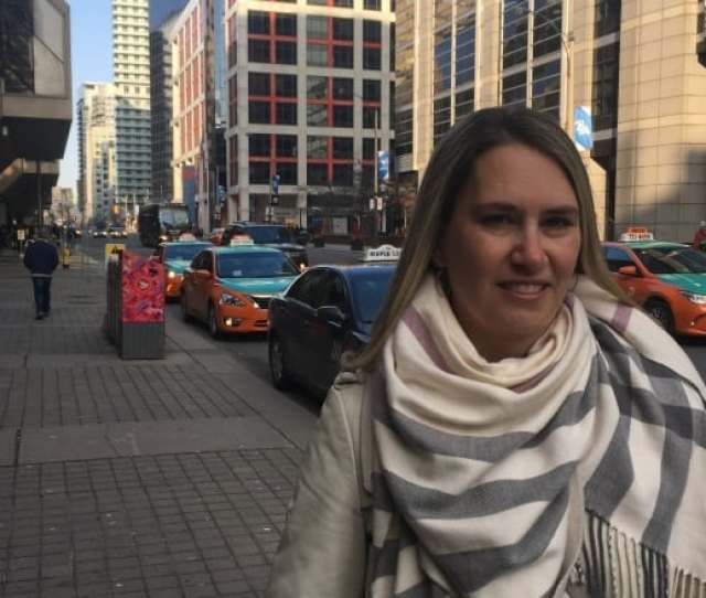 Megan Schroeder Said She Almost Got Into An Illegal Taxi At The Airport And Now She Wants To Warn Other Travellers Ieva Lucs Cbc