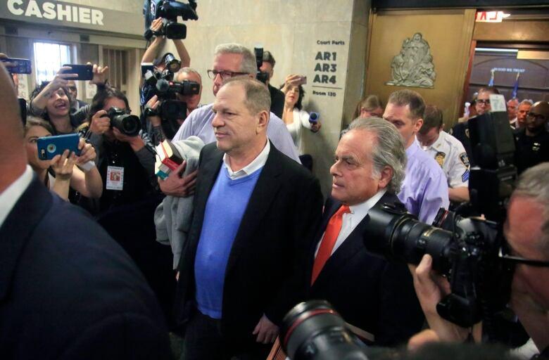 Lawyer explains why he's defending Harvey Weinstein harvey weinstein lawyer