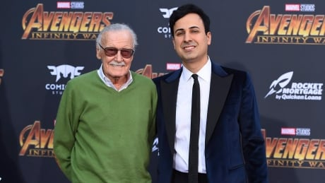 People Stan Lee Manager