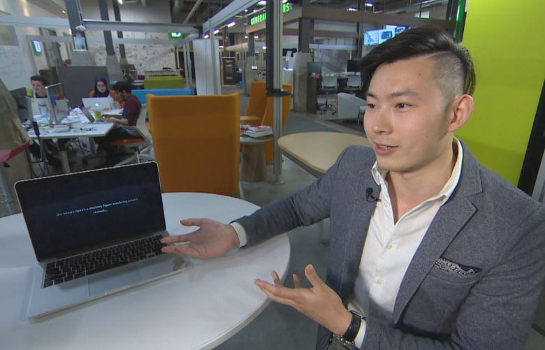 How Canadian-made artificial intelligence is helping Hollywood write better scripts jack zhang