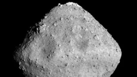 Hayabusa 2 asteroid Ryugu