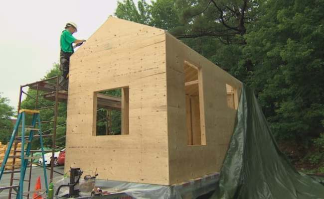 A Tiny Home Taught Youth How To Build And Became An