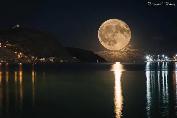 Shine on, harvest moon: A sampling of stunning audience photos   CBC News