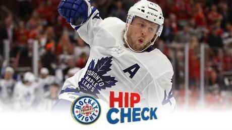Hip Check: Morgan Rielly makes NHL history