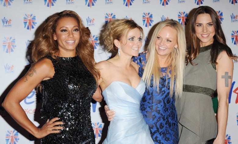 Backstreet's back and so are the Spice Girls: Why '90s acts are making a comeback spice girls