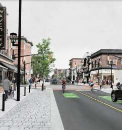 slower livelier bike friendly latest plans for elgin street transformation revealed cbc news [ 1180 x 784 Pixel ]
