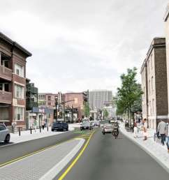 slower livelier bike friendly latest plans for elgin street transformation revealed cbc news [ 1180 x 730 Pixel ]