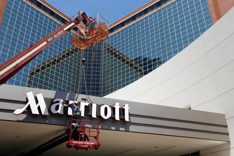 Espionage, ID theft? Myriad risks from stolen Marriott data marriott data breach