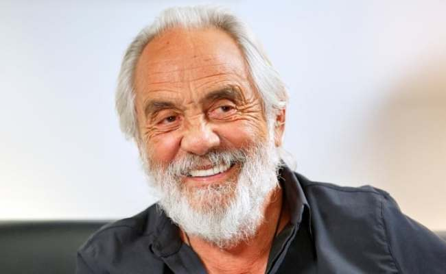 Tommy Chong At The Grammy Museum In Los Angeles