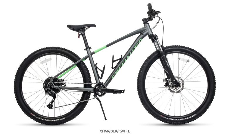 2 Yukon schools getting fleet of mountain bikes from U.S