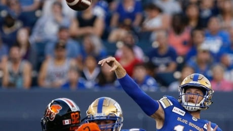 Lions-Blue Bombers
