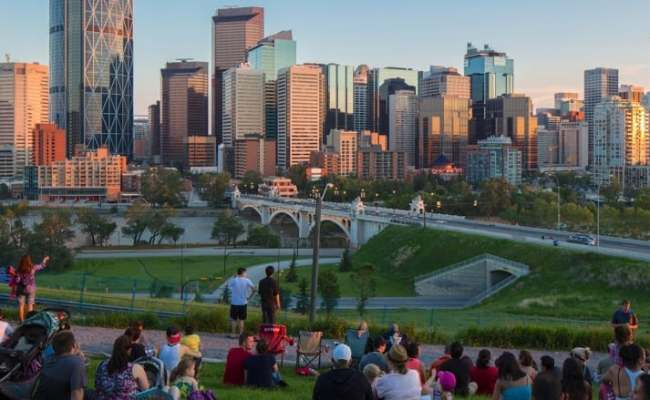 How Many People Now Live In Calgary Census Results Usually Out In July Won T Be Released