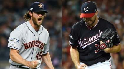 Gerrit Cole, Max Scherzer look to cement place among pitching ...