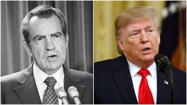 Dear Donald, Dear Mr. President: Trump and Nixon carried out years-long correspondence by mail