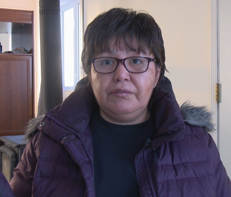 Behchoko elder with failing furnace says she has nowhere to turn   CBC News