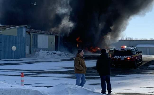 Cause Of Fire At Former Stoney Creek Airport Still Unknown