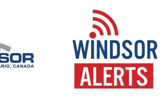 City Of Windsor Launches Emergency Alert System Cbc News