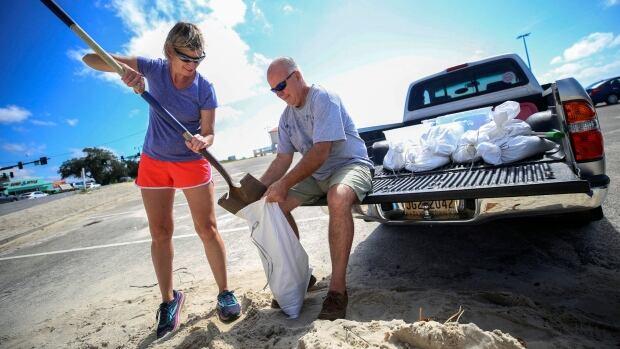 U.S. Gulf Coast residents brace for tropical storm Sally   CBC News