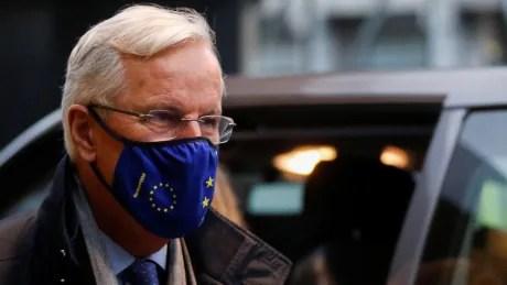 British, EU negotiators reconvene for trade talks before Brexit transition period ends