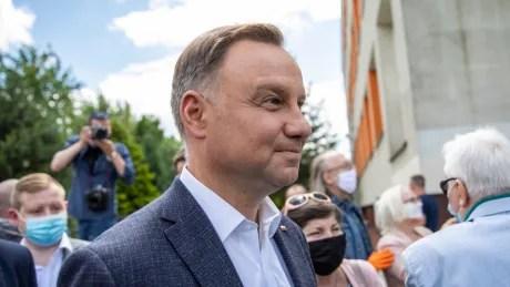 Polish President Duda infected with coronavirus; tennis star Swiatek goes into quarantine