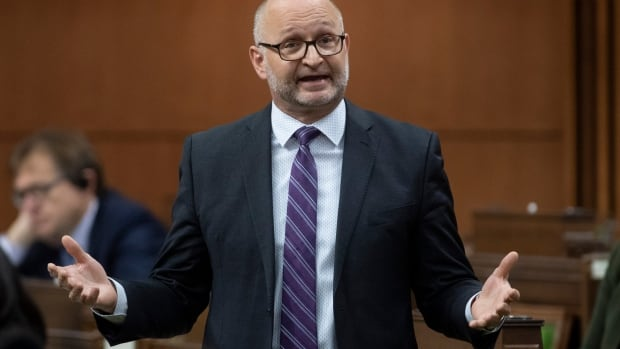 One of Justice Minister David Lametti's donors gets a judicial appointment | CBC News