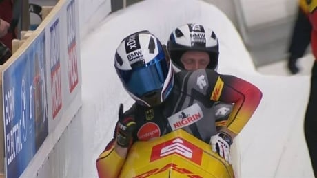 Friedrich and Margis take top spot at opening World Cup 2-man event