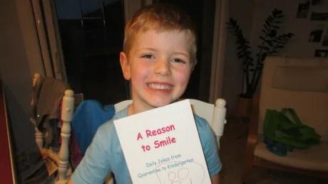 Tristan's Joke Book
