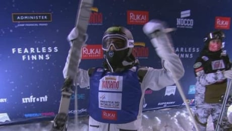 Reigning Olympic champion Laffont wins opening World Cup moguls event