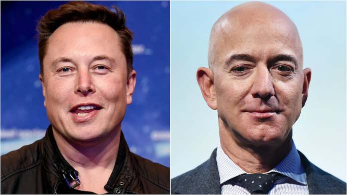 Elon Musk passes Jeff Bezos to become world's richest person on Bloomberg list | CBC News