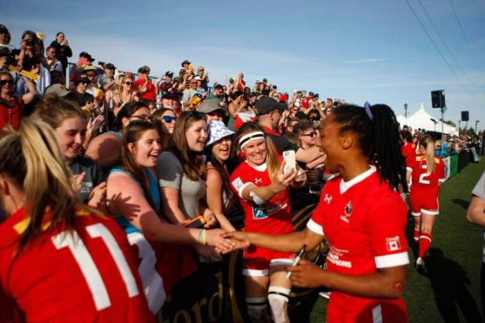 rugby canada fans