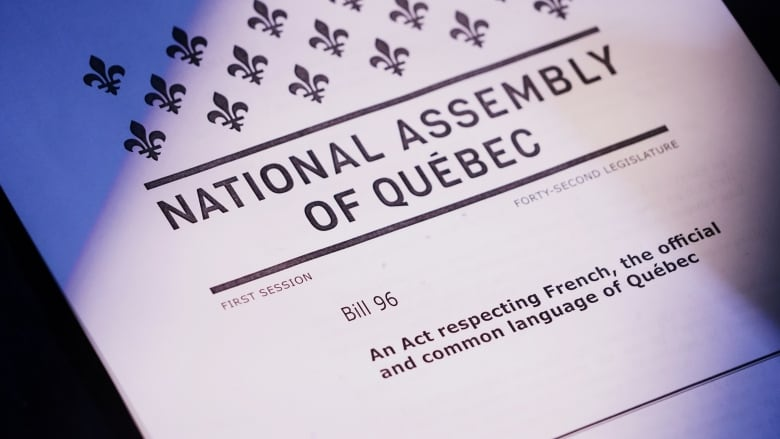 Quebec seeks to change Canadian Constitution, make sweeping changes to  language laws with new bill - Technology info sec technologyinfosec