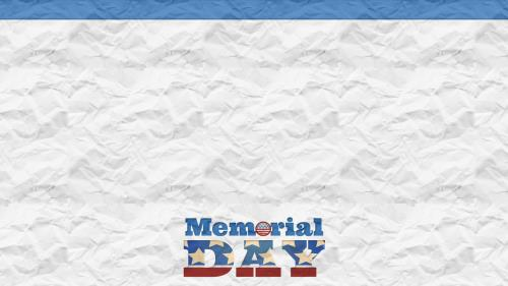 memorial powerpoint template