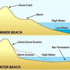 Types Of Sand Dunes Diagram Cell Membrane Blank San Diego Beaches Are El Gordo | Surfline.com