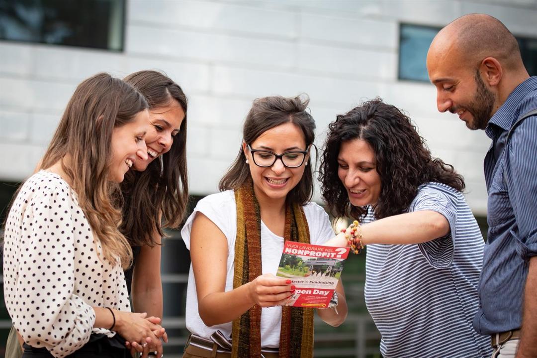 Master Fundraising Forlì Studenti