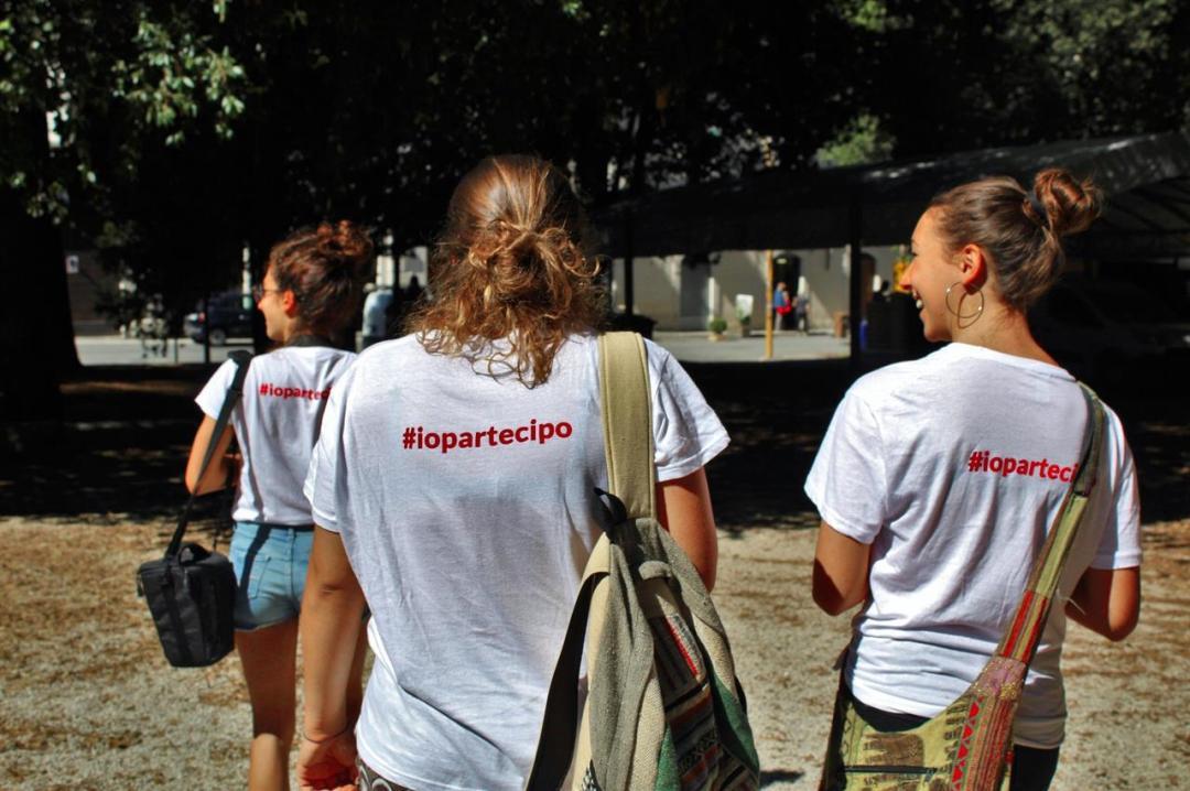 Festival Partecipazione Volontari