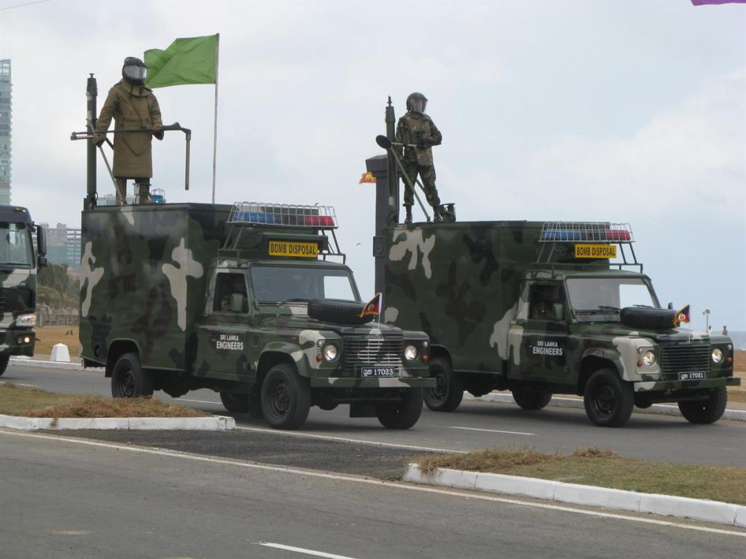 Sri Lanka Military 0238