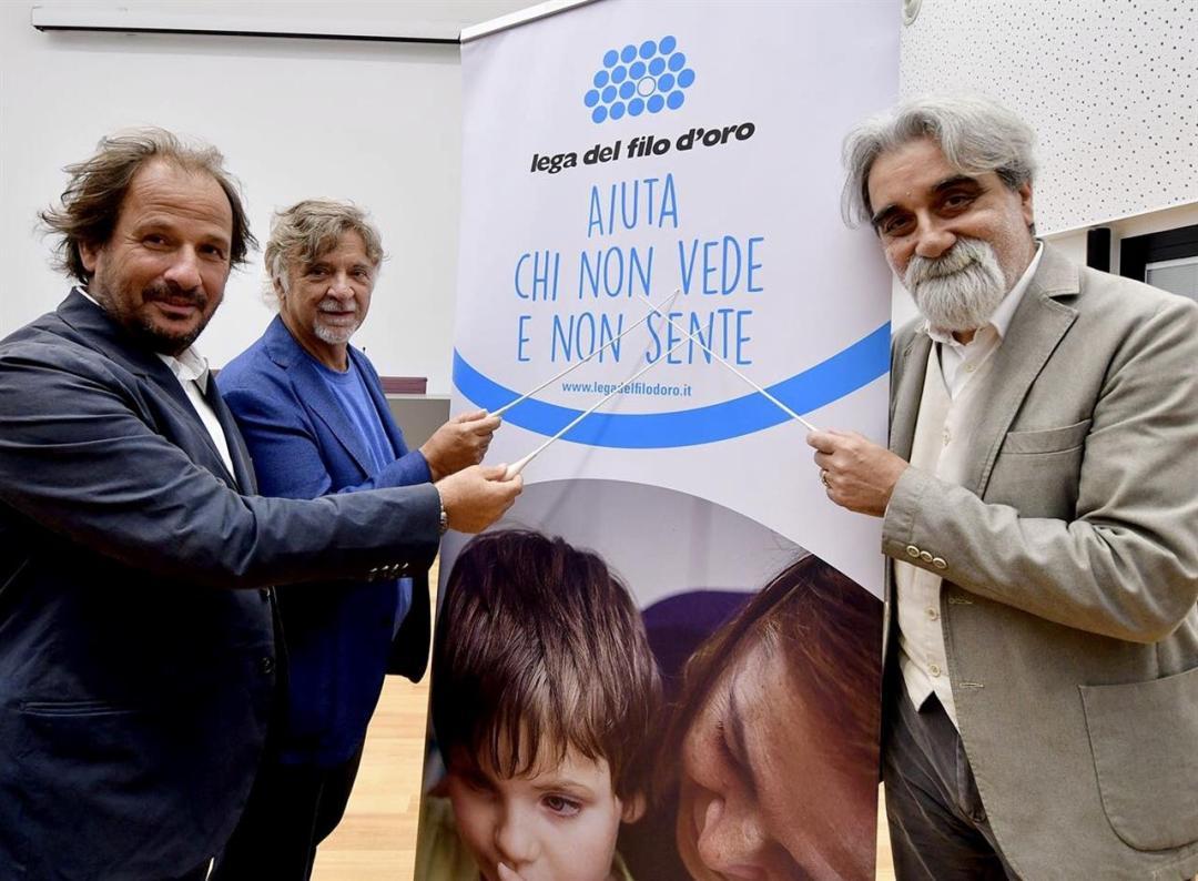 I 3 Maestri De Amicis Pirazzoli Vessicchio (Ph Credit Giuliano Marchisciano Sport Wide)