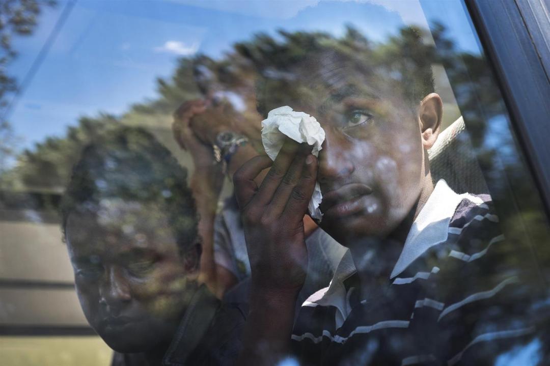 Migranti © Danilo Balducci:Sintesi