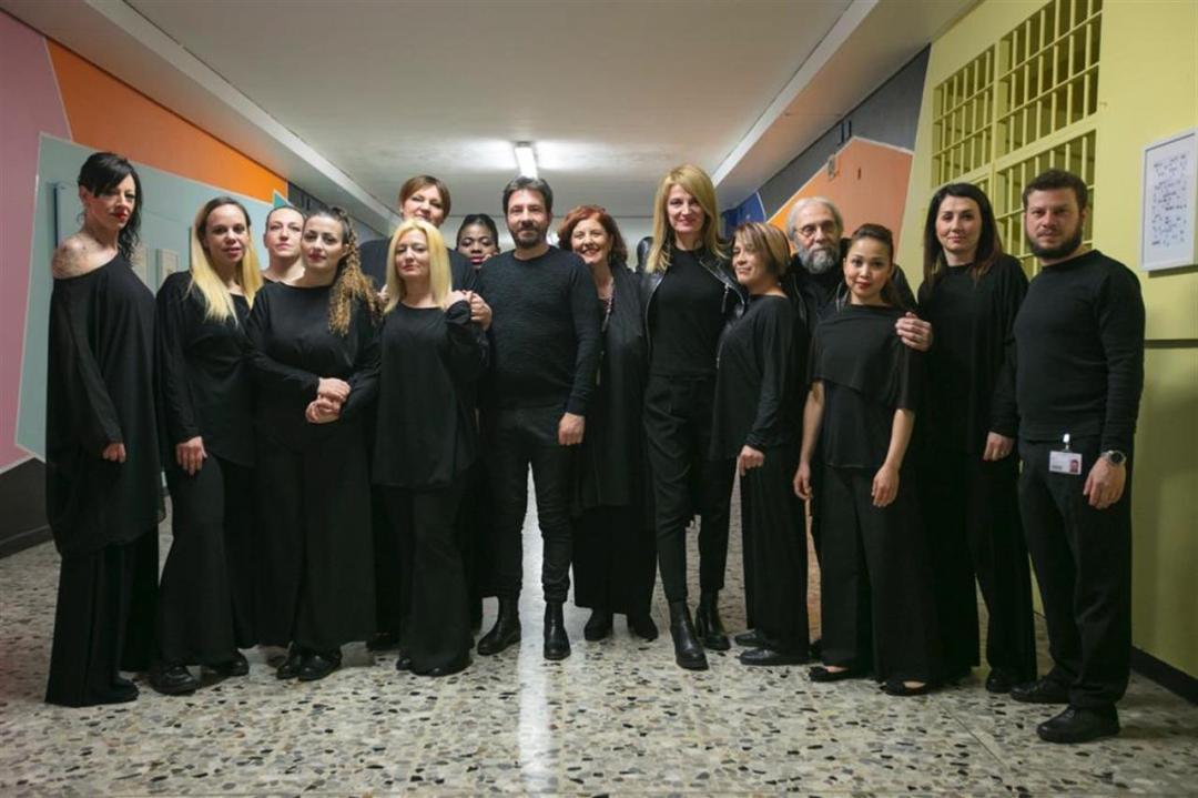 Dalla Performance Di Andrea Bianconi[1]