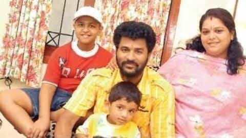 Prabhudeva's first marriage took place in 1995