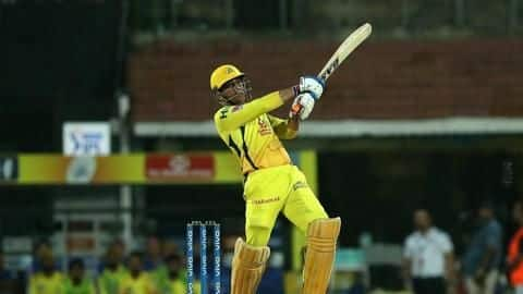 Can Dhoni get to the 5,000-run mark?