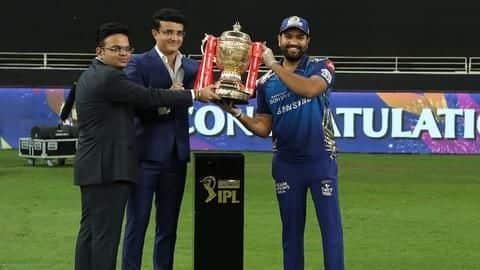 Mega auction in place ahead of IPL 2021