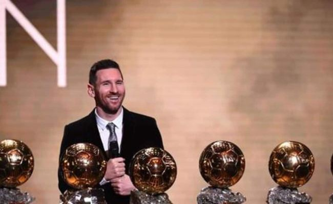 Messi Wins Ballon D Or 5 Biggest Moments From 2018 19 Season